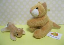 OHC ONLY HEARTS CLUB DOLL SO SMALL PET SET-MOM/BABY TABBY CAT KITTEN-KAYLA RAE