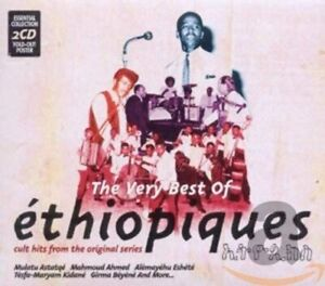 The Very Best of Ethiopiques - Cult Hits From The Original Series CD NEW SEALED