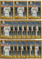2020 Topps Archives Adrian Morejon (17) Card Rookie Lot Padres #273 RC