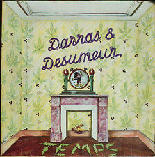 "DARRAS AND DESUMEUR ""TEMPS""    33T  LP"
