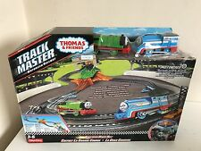 Fisher Price Thomas Friends TrackMaster Railway Race Set USED GOOD CONDITION