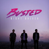 Busted : Night Driver CD (2016) ***NEW*** Highly Rated eBay Seller, Great Prices