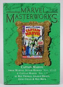 Marvel Masterworks Captain Marvel Vol. 1 50 HC Variant