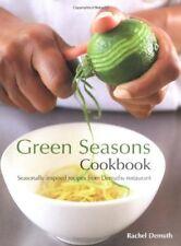 Green Seasons Cookbook: Seasonally Inspired Recipes from Demuths Restaurant,Rac