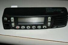 Kenwood Tk 7180h K Radio Faceplate Only Rare As Pictured W4 3