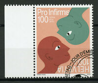 Switzerland Medical Stamps 2020 CTO Pro Infirmis Disabilities Health 1v Set