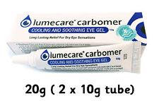 Lumecare lágrima de larga duración Gel 20g (2 X 10) para ojo seco como Viscotears carbomer