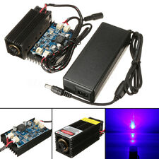 15W Laser Head Engraving Module for Metal Marking Wood Cutting Engraver with TTL