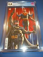 Batman/Superman #13 Brooks Variant CGC 9.8 NM/M Gorgeous Gem Wow