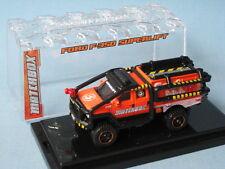Matchbox Ford F-350 Superlift Orange Body 2012 Sema Show Rare