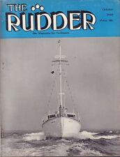 The Rudder October 1949 Red Bank Drivers, Regatta 042917nonDBE