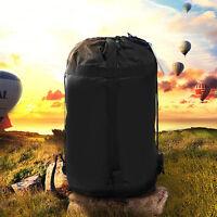Camping Sac de compression pour Couchage Housse transport rangement