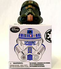 New STAR WARS LEGION DROID R2-Q5 Stormtrooper Helmet Disney Vinylmation