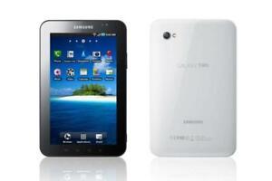 Tablette Samsung Galaxy Tab GT-P1000 16 GB Blanc