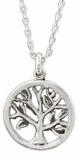 "Tree Of Life Necklace on 18"" Chain, by Greater Good"