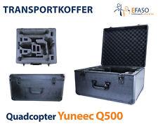 efaso PREMIUM Transportkoffer Alukoffer Koffer für Drohne Quadcopter Yuneec Q500