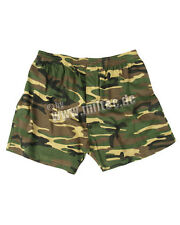 Camouflage Boxer Shorts Woodland Camo Size S US Army Underpants unterwear Nam