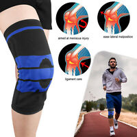Knee Brace Support Sleeve Leg Wrap Cap Stabilizer Arthritis Pain Relief Running
