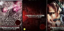 Terminator Salvation KimchiDVD Exclusive SteelBook One-Click Set; Region A Korea