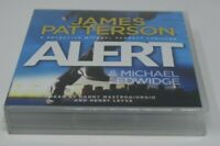 Alert Audiobook by James Patterson