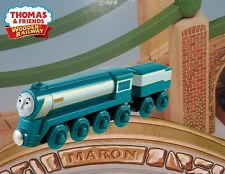 THOMAS & FRIENDS WOODEN RAILWAY ~ CONNOR ~ RARE ~ HARD TO FIND NEW!