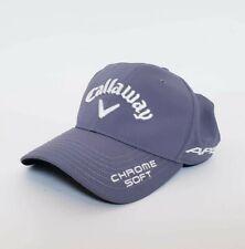 Callaway Golf Baseball Cap - Curved Brim Cap Hat Strapback OSFA Adjustable Size