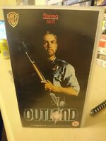 vhs video films Outland, Very Good Condition