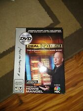 DEAL OR NO DEAL INTERACTIVE DVD BOARD GAME