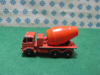 Foden Cement Mixer - Lesney N°26