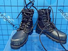 VTS 1:6 VM-018 The Darkzone Agent Renegade Figure - Black Boots (hollow inside)