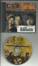 CROSBY, STILLS & NASH used CD Greatest Hits Rhino 2005