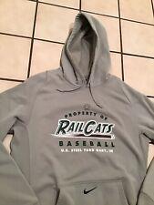 Nike Gary Southshore Railcats Indiana Team Issued Baseball Pro Hoodie Sz. M