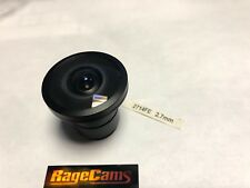 "2.7mm CS-Mount Fisheye Fish Eye Ultra Wide Angle GLASS CCTV 1/3"" Lens F 1:1.4"
