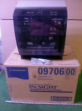 1 NEW KIMBERLY-CLARK 09706 IN-SIGHT LEV-R-MATIC ROLL TOWEL DISPENSER NIB