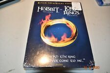The Hobbit Trilogy/ The Lord Of The Rings Trilogy Dvd 6-Film Collection >New<