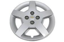 """OEM NEW Wheel Hub Center Cap Cover 15"""" Silver 05-08 Chevrolet Cobalt 9595091"""