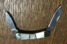 Frost Cutlery Folding Knife 2'' Two Blade PEARL & ABALONE Handle