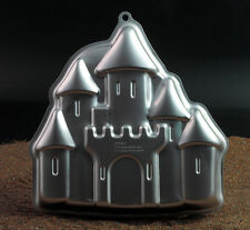 Wilton Backform Schloss (Castle)  28,8 x 29,4 x 5 cm