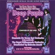 CD musicali hard rock Deep Purple