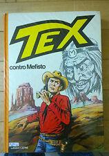 TEX  CONTRO MEFISTO II EDIZIONE 1980