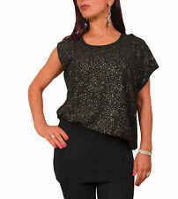 Party Polyester Tops & Shirts Size Tall for Women