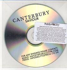 (DD292) Canterbury, Saviour - DJ CD