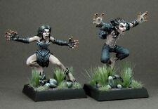 Vampire Spawn Reaper Miniatures Dark Heaven Legends Undead Melee Minions RPG