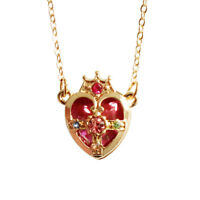 Anime Sailor Moon Ami Regresa Metal Pendant Necklace Cosplay Jewelry