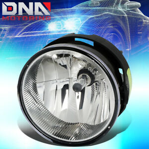 FOR 2003-2004 LINCOLN NAVIGATOR OE FRONT BUMPER DRIVING FOG LIGHT/LAMP 1PC L/R