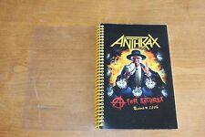 Anthrax / Tour Itinerary / Usa Summer Tour 2006