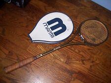 Vintage Manta Graphite 85 Squash Racquet