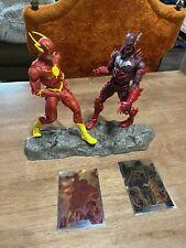 DC Multiverse Flash & Batman Earth - 52 Red Death Action Figure 2-Pack