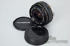 Olympus Zuiko Auto-W 28mm f/2.8 Lens W for OM-System OM