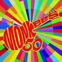 THE MONKEES - THE MONKEES 50  3 CD NEU